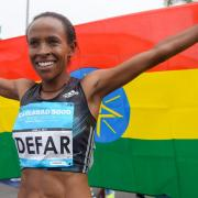World Record Holder Meseret Defar to Headline Women's Race at Sunday's Carlsbad 5...