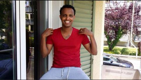 Temesgen Gebregziabher -Sedeten Atastawesegn (Ethiopian Music)