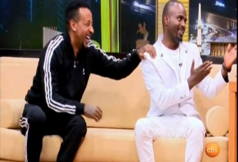 Seifu Fantahun Interview With Sami Dan and Lij Micheal