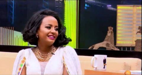 Seifu On EBS - Interview With Artist Eden G/Selasie
