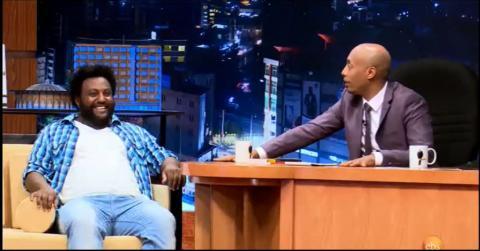 Kassahun Feseha (Mandela) On Seifu Show