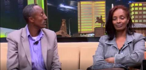 Seifu Show Interview with Sr. Asegash and Mr Solomon