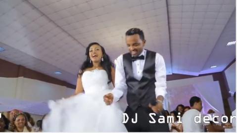 Tiyint and Sami - Ethiopian wedding