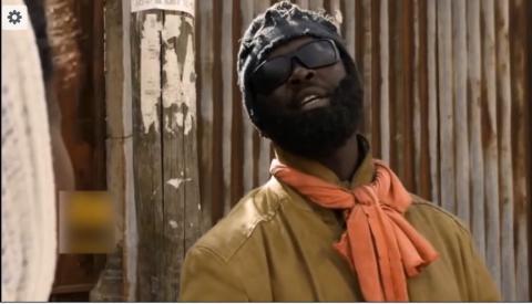 Lemena - Funny Scene From Chombe movie