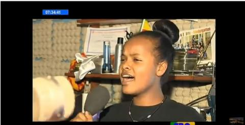 Singer Hana Girma's Current Situation (Ethiopian Music)