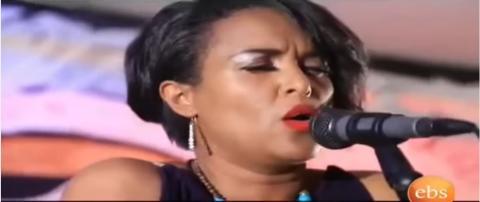 Tsedenia Gebre Markos - Masemesel Bemolaw (Ethiopian Music)