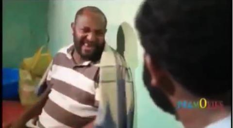 "Funny commedy  scene from ""Ye Addis Abeba Habetam"""
