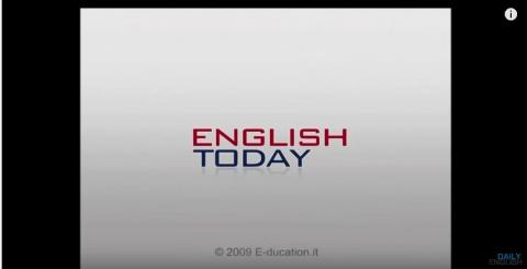 Learn English Conversation - English Today Beginner Level 1