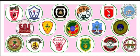 Ethiopian Premier League Standing, 27 March 2017