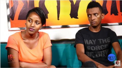 Gorebetamochu - part 40 (Ethiopian Drama)