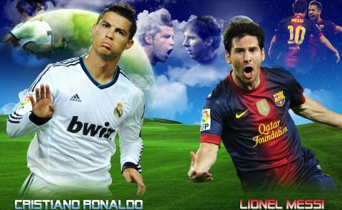 Cristiano Ronaldo vs Lionel Messi Top 10 Goals