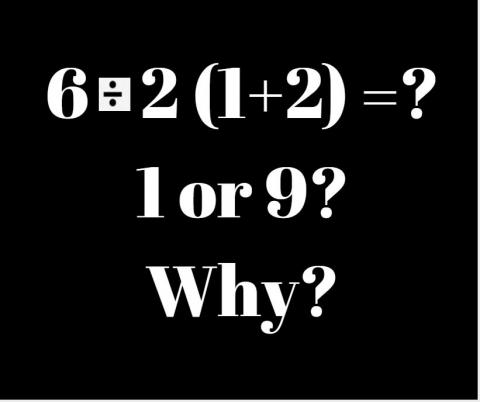 Brain Teasers - What is the correct answer?