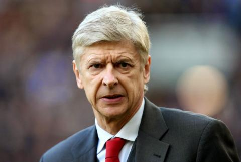 Arsene Wenger's contract is up at the end of the season