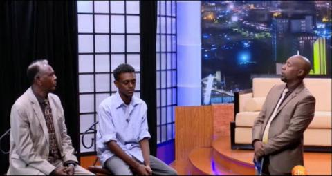 Seifu On EBS - Question and answer 10 April 2017