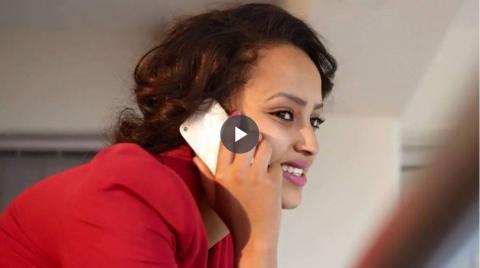 Tikur Gena Abat - Funny Scene From Astaraki Movie
