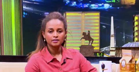 Siefu Fantahun Show - Interview with Bethlehem Tilahun