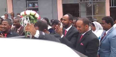 Mekdes And Tazes Wedding (Ethiopian wedding )