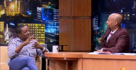 Siefu Fantahun Show - Interview with Dr. Dawit Wondemagegn