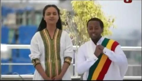 Josi In Z House - Easter Program by Selam Tesfaye