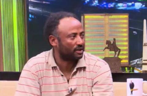Seifu Show Interview With Getahun Mengestu