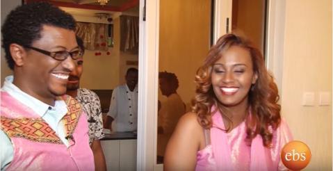 Ethiopian Artists Kakidan Abera And Tesfaalem Tamrat's Love Story