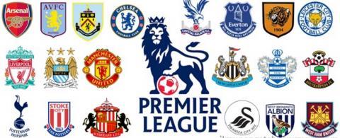 English Premier League Standings - March 2017